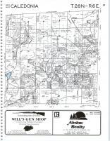 Caledonia T28N-R6E, Alcona County 1995